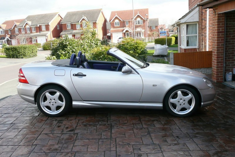 mercedes slk 230. MERCEDES SLK 230 - Car of The