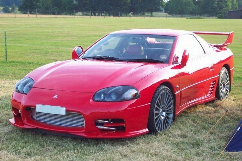 Mitsubishi GTO TT - Car of The Month Entry