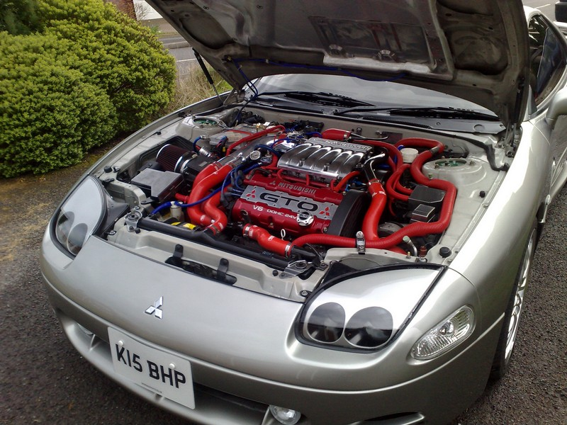 Mitsubishi GTO Twin Turbo  Car of The Month Entry