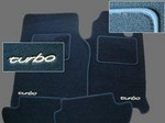 Custom made car mat set