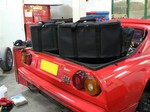 Custom Luggage set - Ferrari 328/308