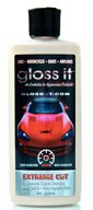 Gloss-It Extreme Cut Compound (8oz)