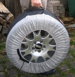Tyre Case - Heavy Duty (pair)