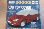 Maypole Car Top Cover Waterproof for Small Saloons