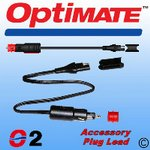 Optimate Accessory Plug Lead