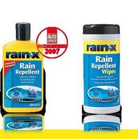 Product image of Rain-X Windscreen Rain Repellent