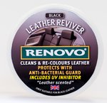 Renovo Leather Reviver (Black) 200ml