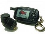 TyrePal Motorcycle Tyre Pressure Monitoring System