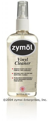Product image of Zymol Vinyl Cleaner