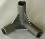 Replacement AirChamber metal corner joint