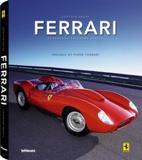 Product image of Ferrari Calendars 25 Year Celebration Gallery Book - Signed