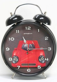 Product image of Flat Out Alarm Clock