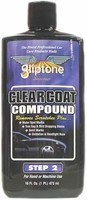Gliptone Clear Coat Compound (Step 2)
