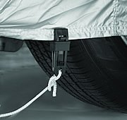 Product image of Gust Guard car cover clamp