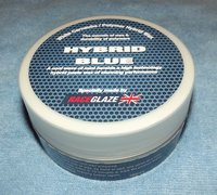 Product image of Race Glaze Hybrid Blue Carnauba Wax (200ml)