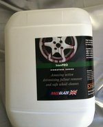 Race Glaze IronPRO Deironising Wheel Cleaner (5 Litre)