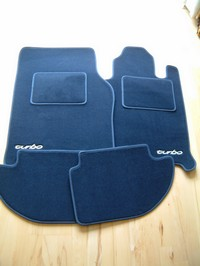 Product image of Luxury Custom Made Car Mat Set