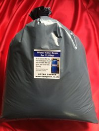 Product image of Replacement water filter resin - 7 litres